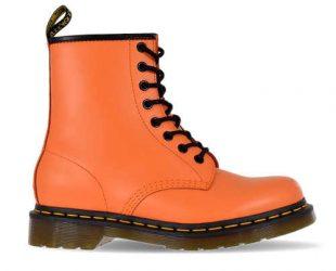 """Női """"Martensky"""" narancssárga színben"""