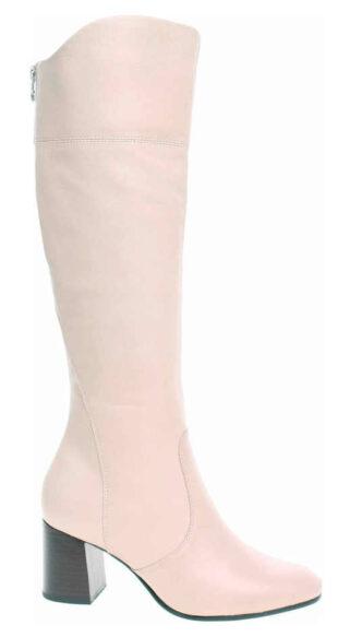 Világos rózsaszín női csizma Tamaris 1-25515-25 Ivory